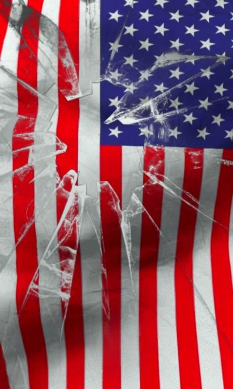 American flag live wallpaper   Android Apps on Google Play 480x800