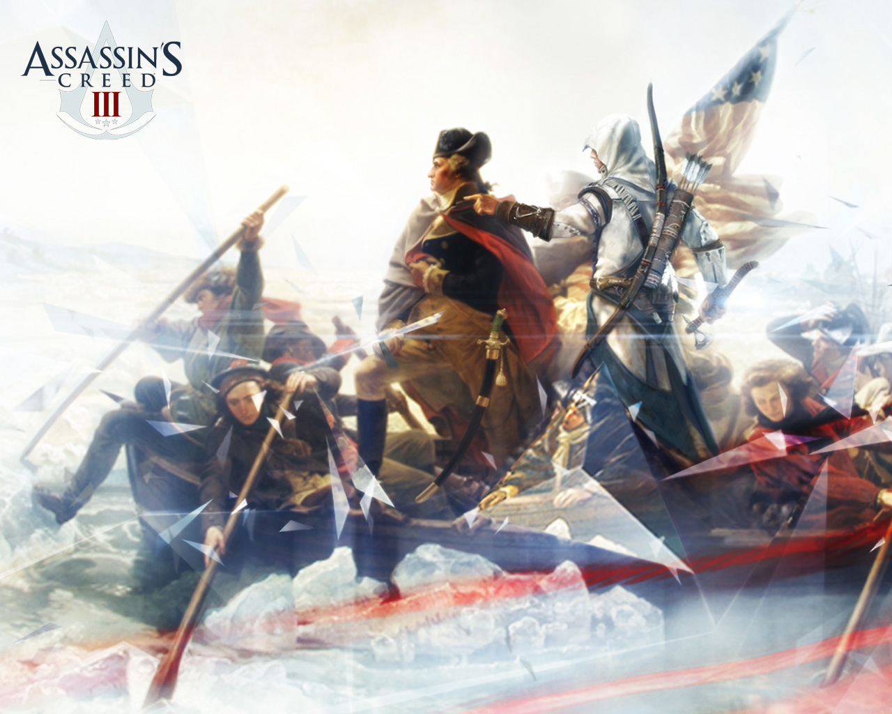 Assassins Creed III Wallpaper in 1280x1024 1280x1024