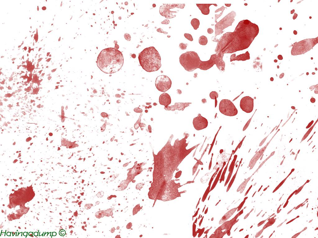 dexter blood splatter poster - photo #34