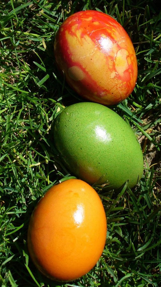 Easter Eggs iPhone 5s Wallpaper Download iPhone Wallpapers iPad 640x1136