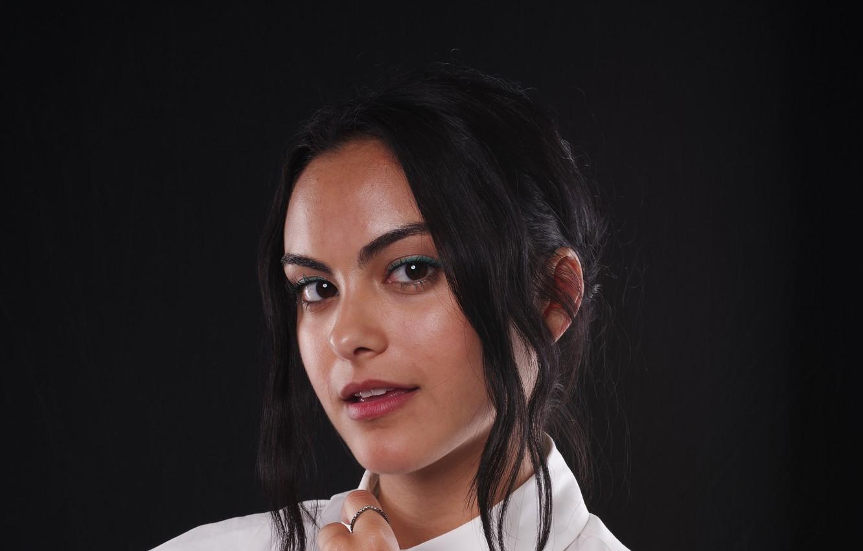 Wallpaper actress brunette Camila Mendes images for desktop 1332x850