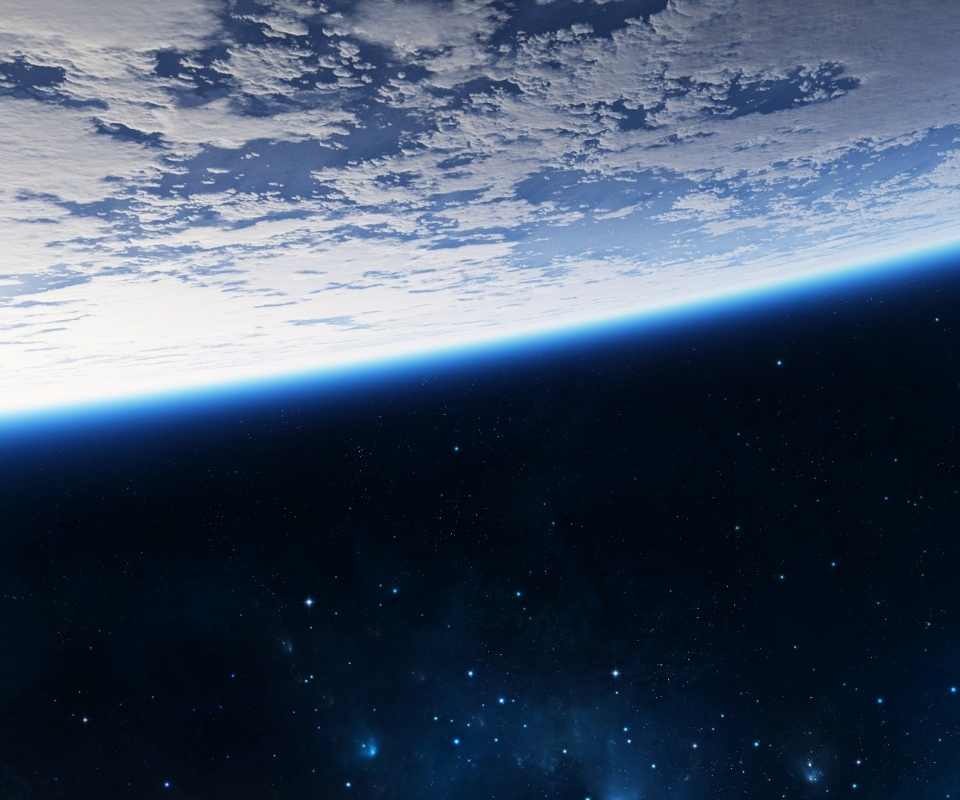 Earth From Space Wallpaper 1920x1080 Outer Space Earth 1920x1080 960x800
