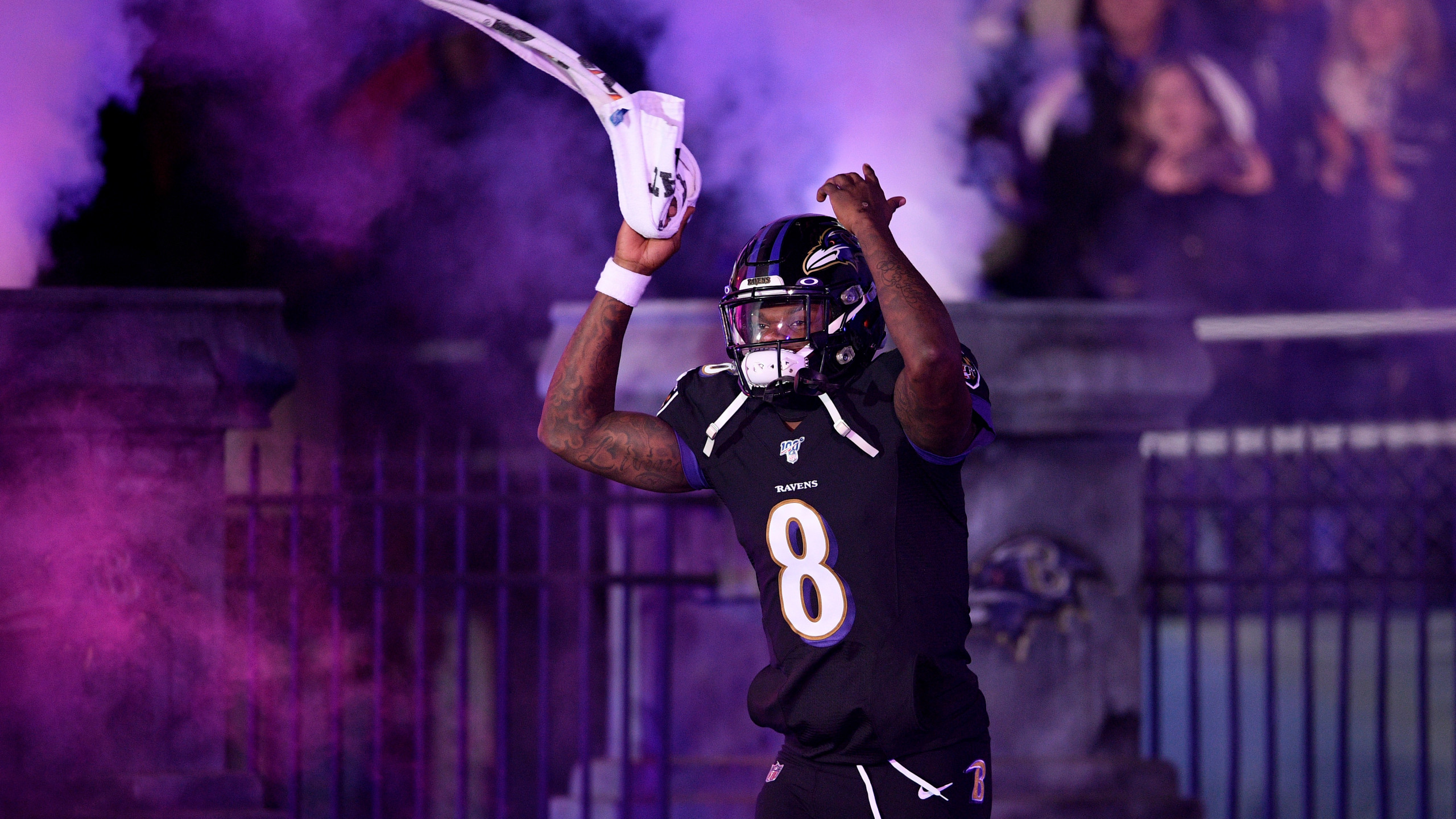 Column Lamar Jackson finishes off an ugly stereotype KAMR 2560x1440