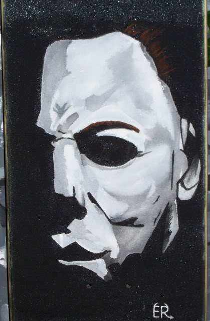 Michael Myers Halloween Wallpaper Quote 419x640