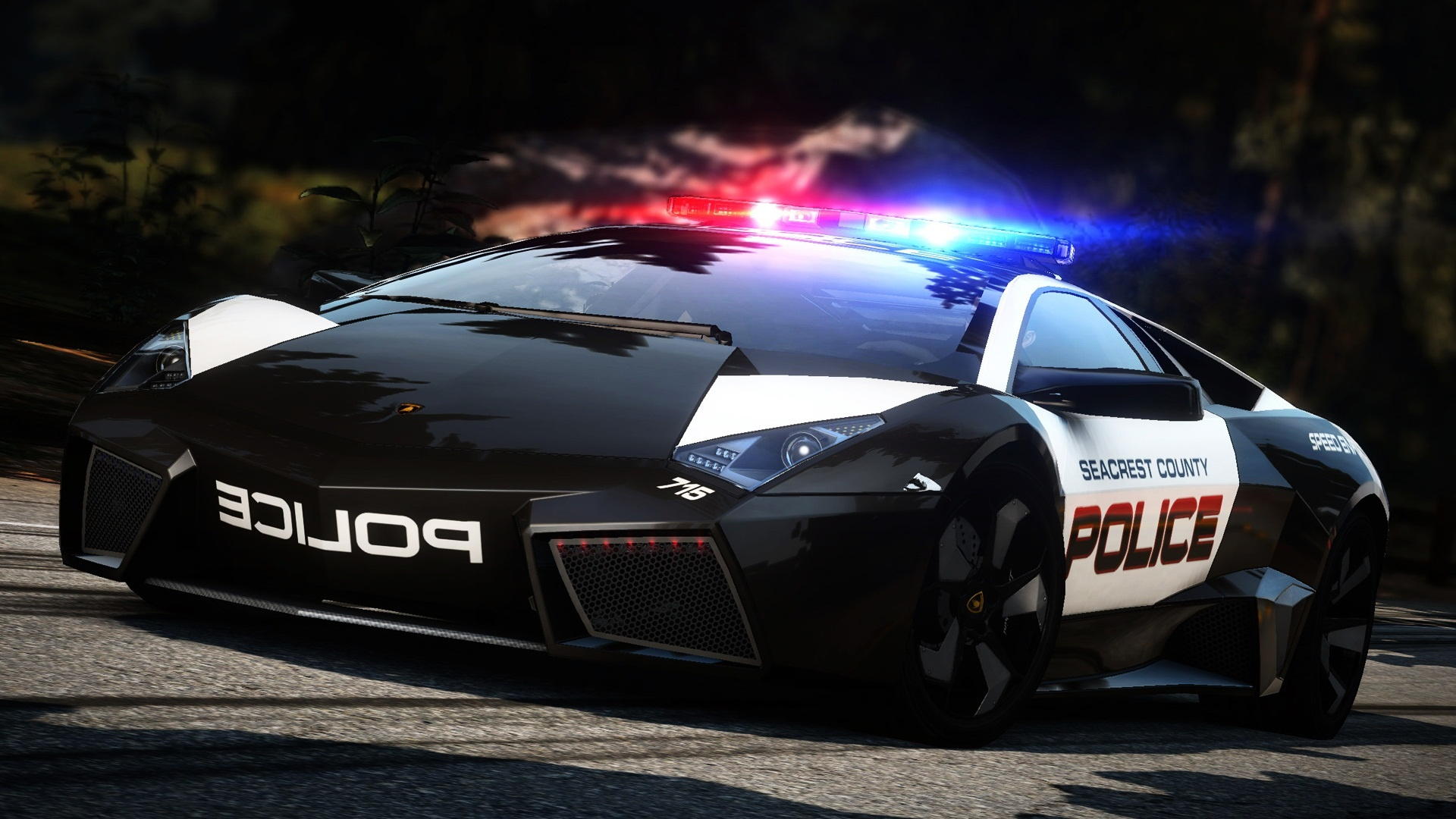 Lamborghini Reventon Hot Pursuit Wallpapers HD Wallpapers 1920x1080