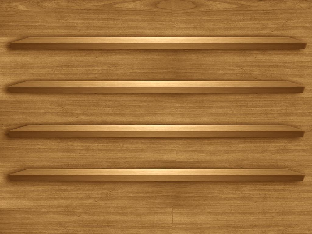 Shelves Wallpaper For Ipad Mini