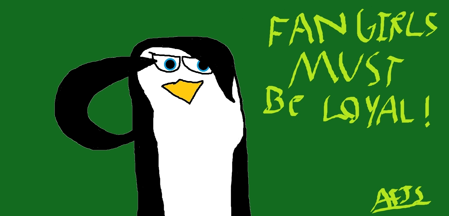 Penguins of Madagascar images Fangirls Must Be Loyal HD wallpaper 1434x690