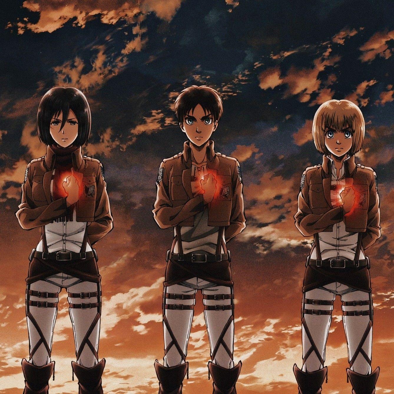 EMA   Shingeki No Kyojin Attack on titan anime Attack on titan 1338x1338