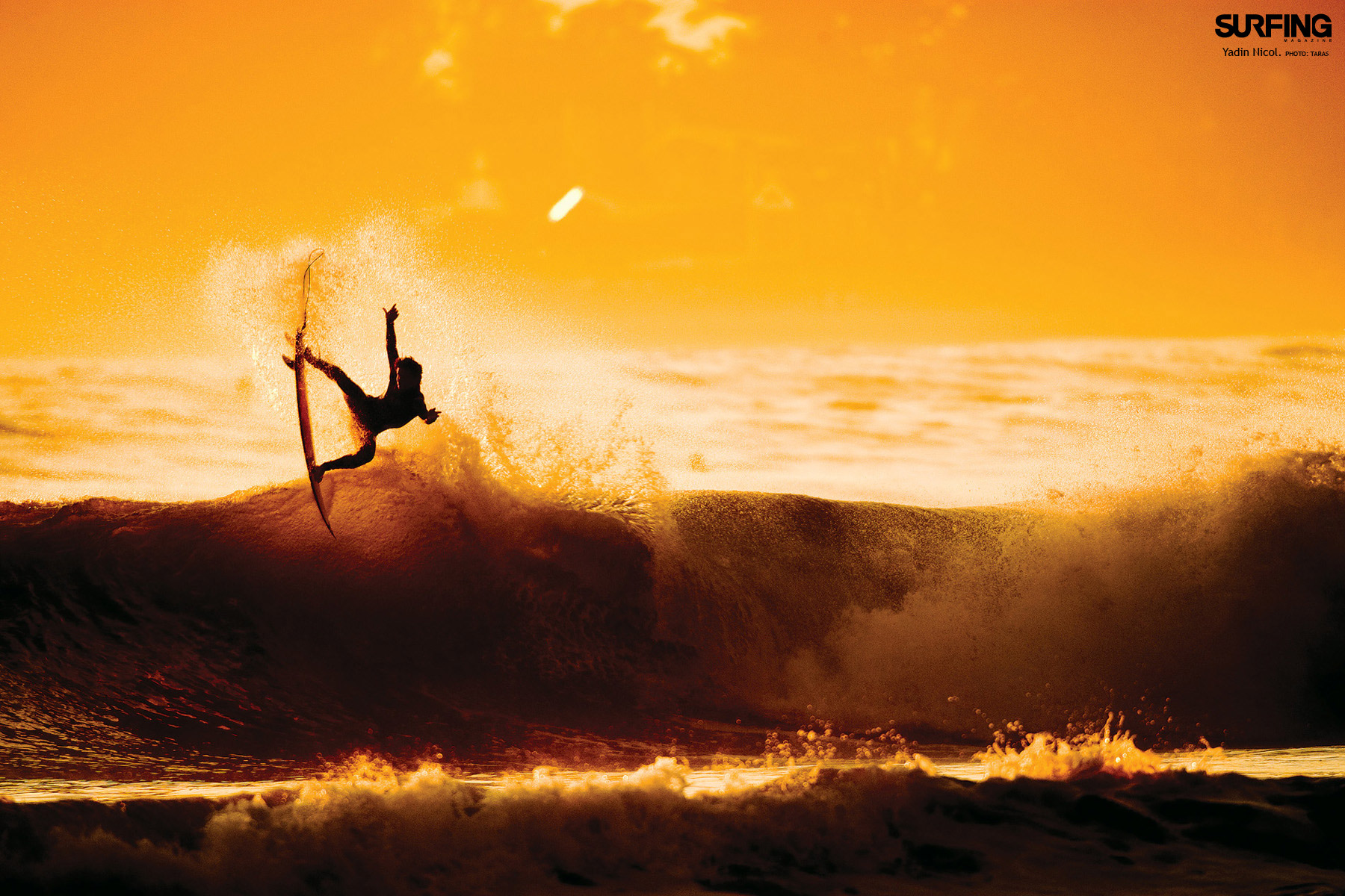 May Issue Wallpaper | SURFING Magazine