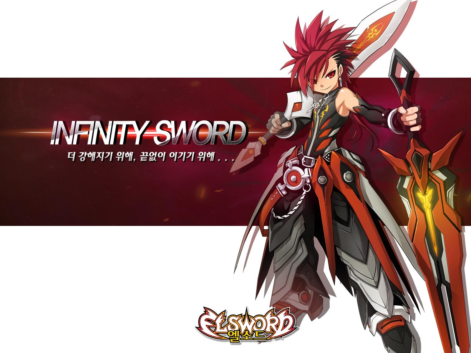 KamiNoBeniMizu Online Games Elsword Elsword Wallpapers 1600x1200
