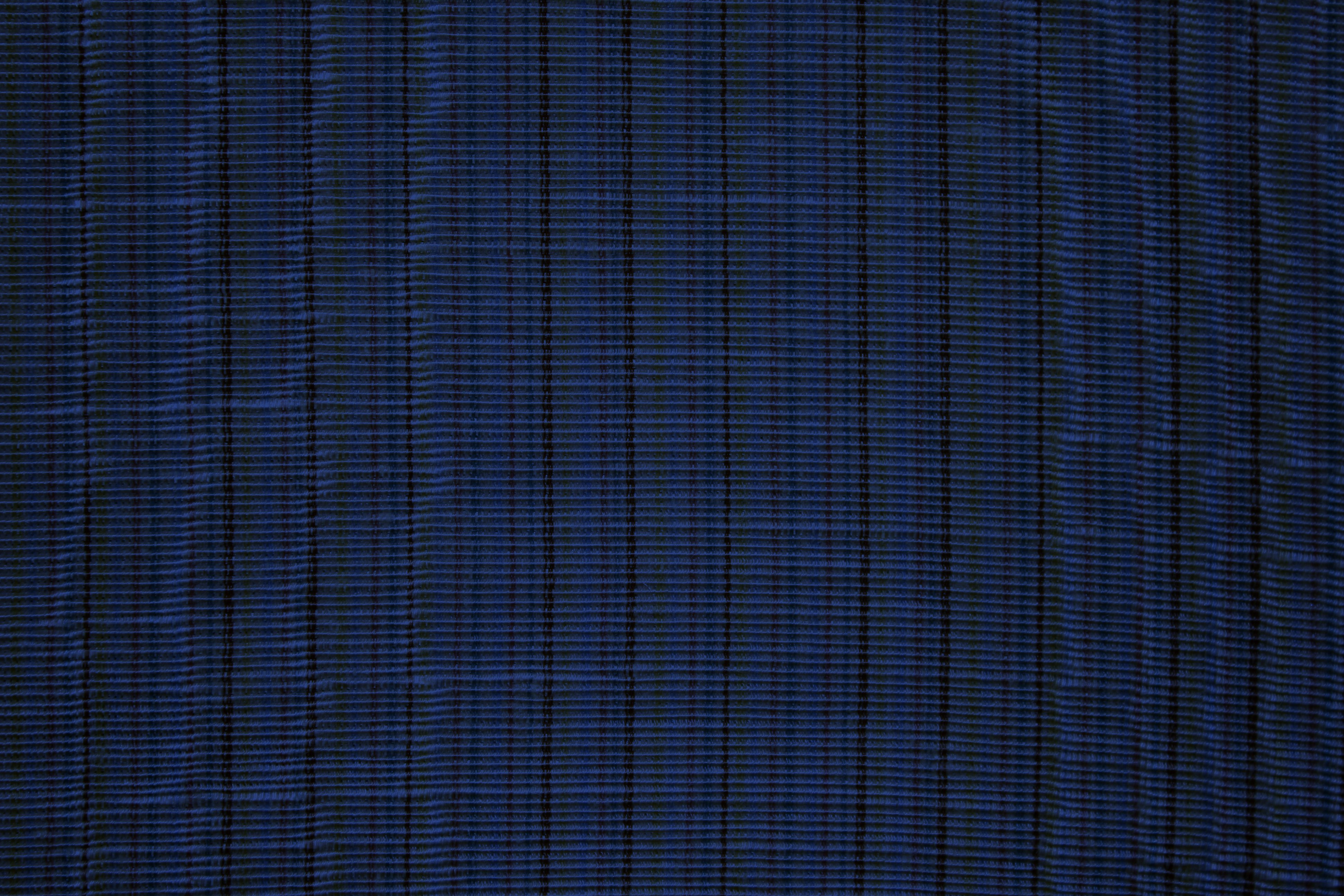 Navy Blue Upholstery Fabric Texture with Stripes Dimensions 3888 3888x2592