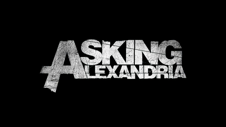 Asking Alexandria Logo Wallpaper HD by R4nd0mZ0RZ 900x506