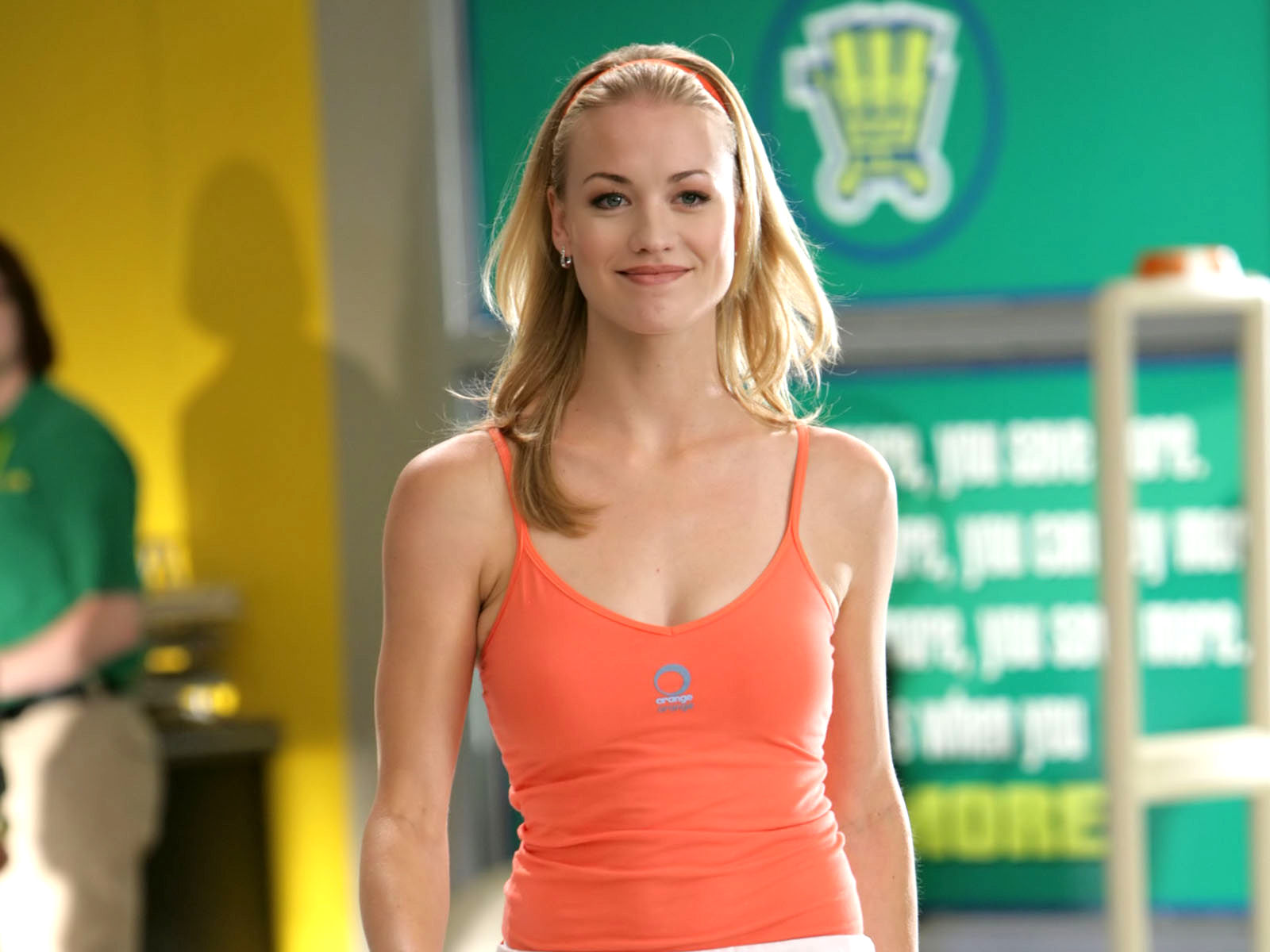 Yvonne Strahovski HD Wallpapers High Definition iPhone HD 1600x1200