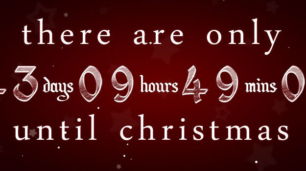 47 Live Christmas Countdown Desktop Wallpaper On Wallpapersafari