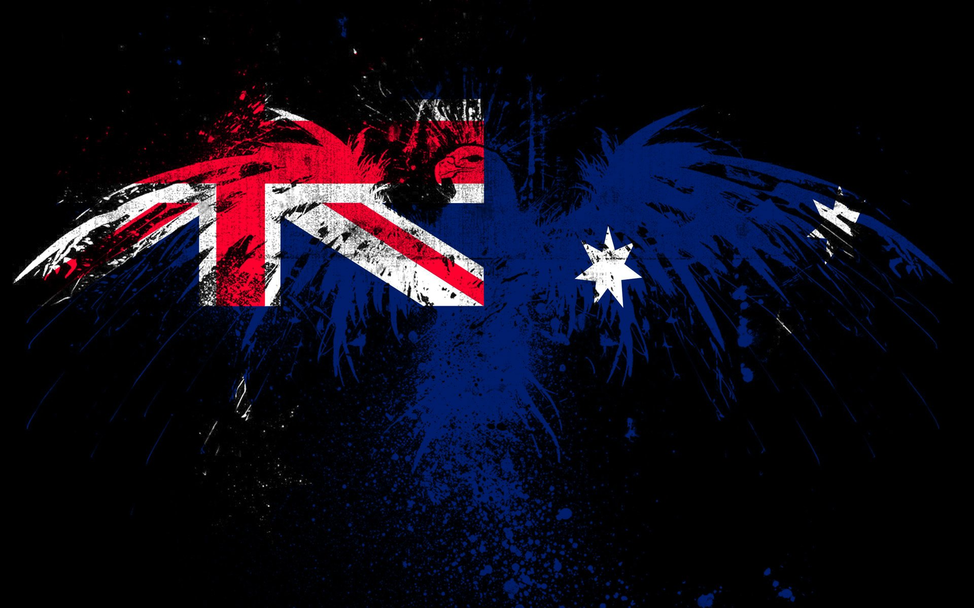 Flag Of Australia HD Wallpaper Background Image 1920x1200 ID 1920x1200