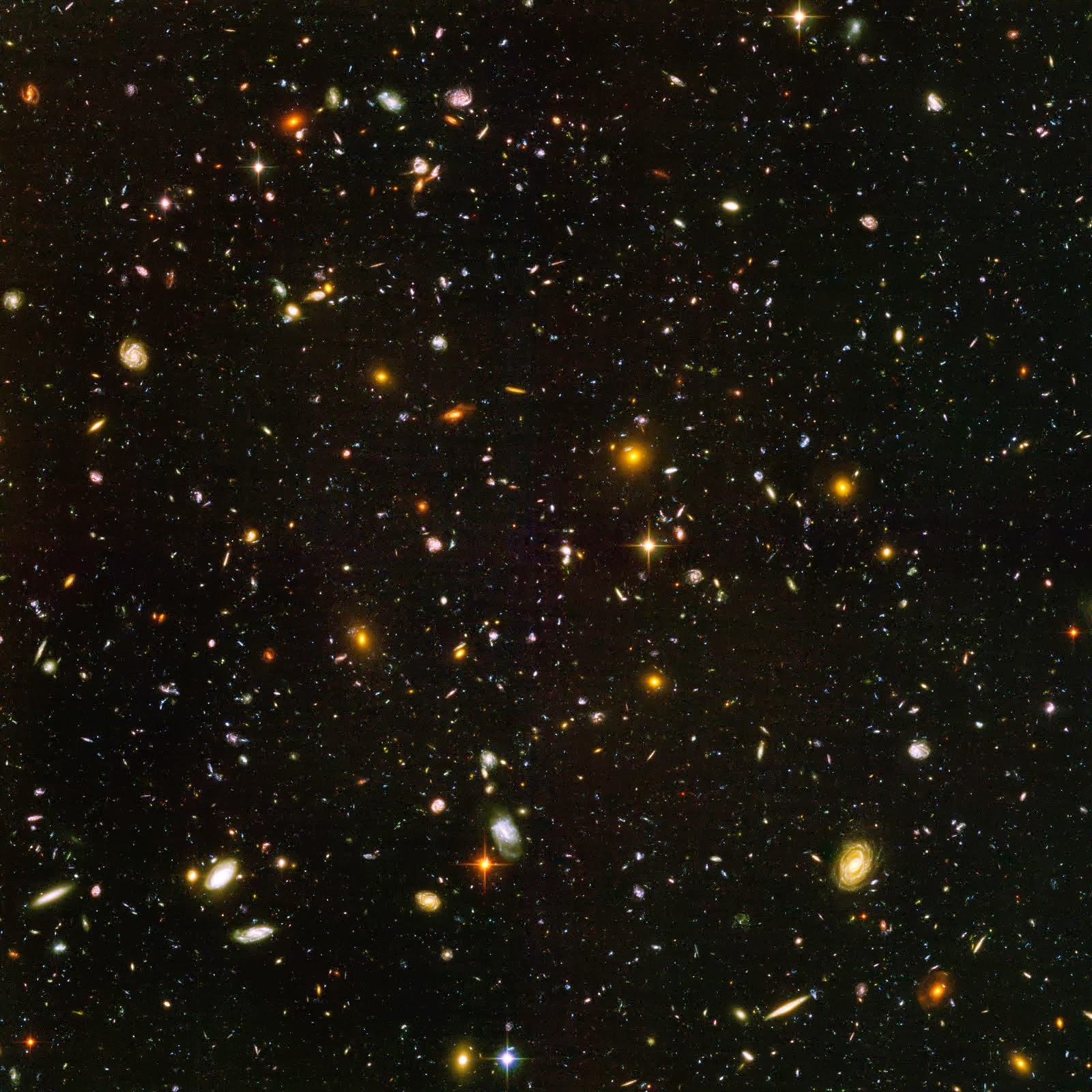 Download Hubble Deep Space Images in high resolution for High 1600x1600