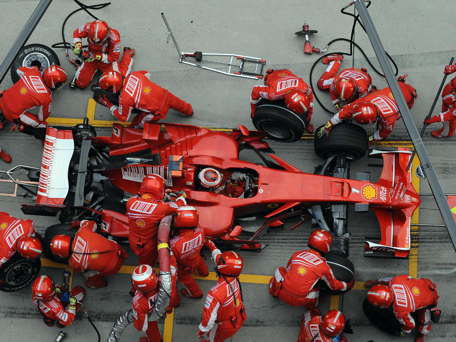 HD Formula 1 Wallpapers 1600x1200