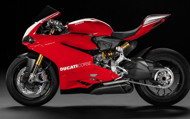 Red Ducati 1198 Panigale R 2016 wallpapers 620x390
