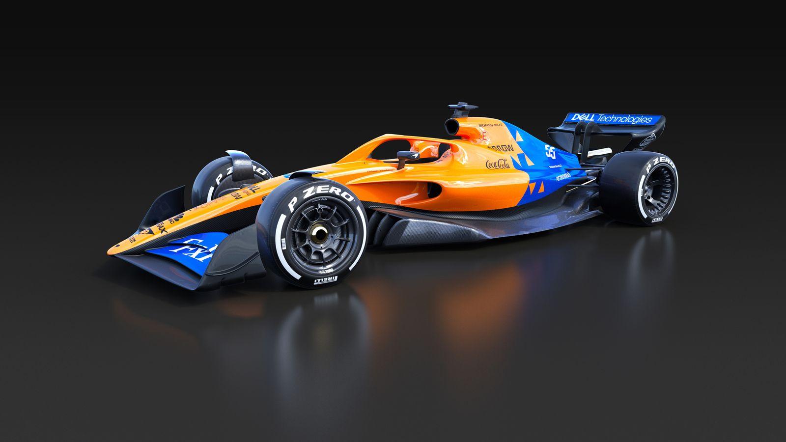 McLaren Racing   A new era of Formula 1 1600x900