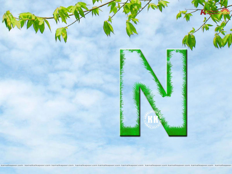 Free Download Name Wallpaper Alphabet N Wallpapers 800x600 For