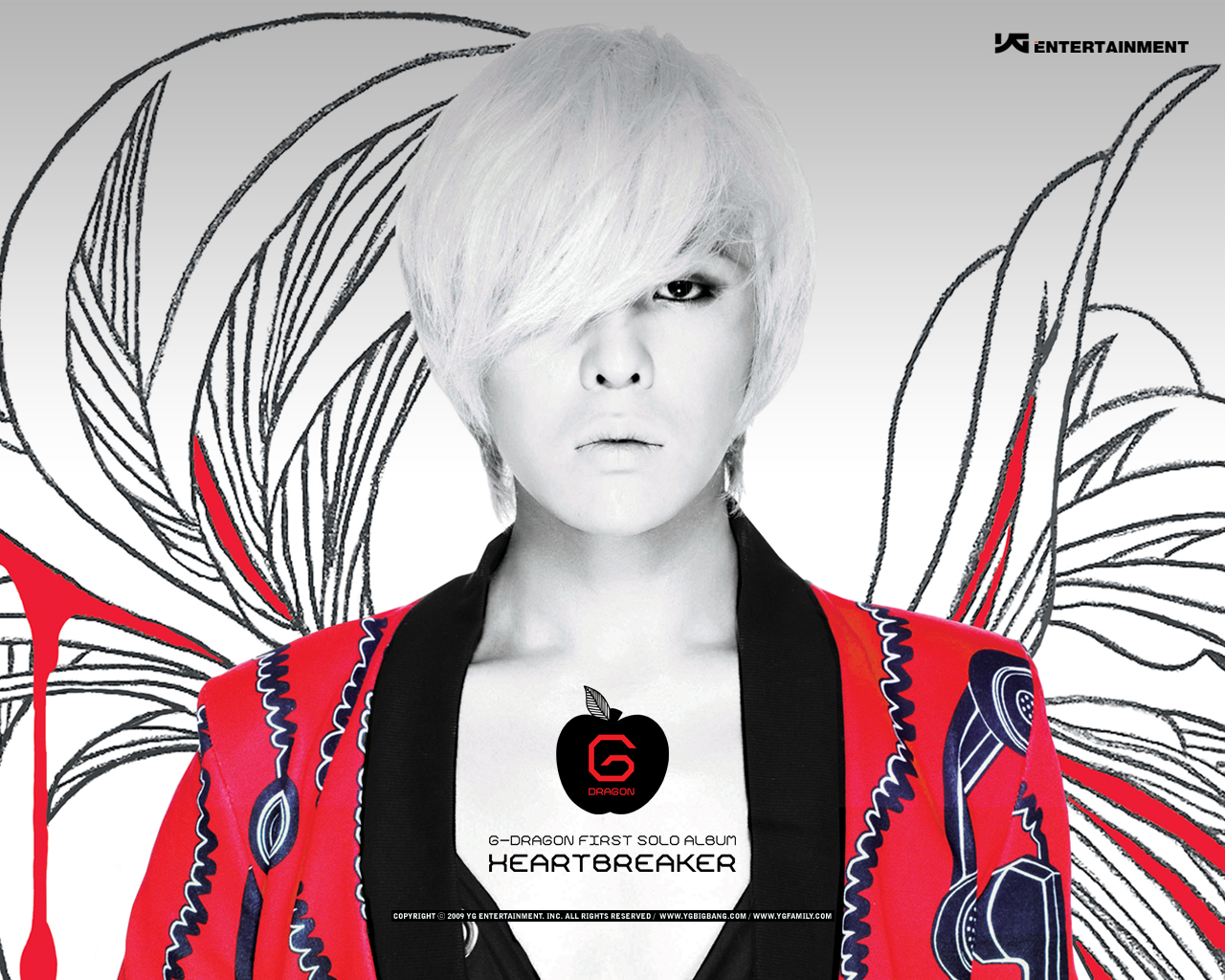 Heartbreaker Wallpaper   GD Wallpaper 31865674 1280x1024