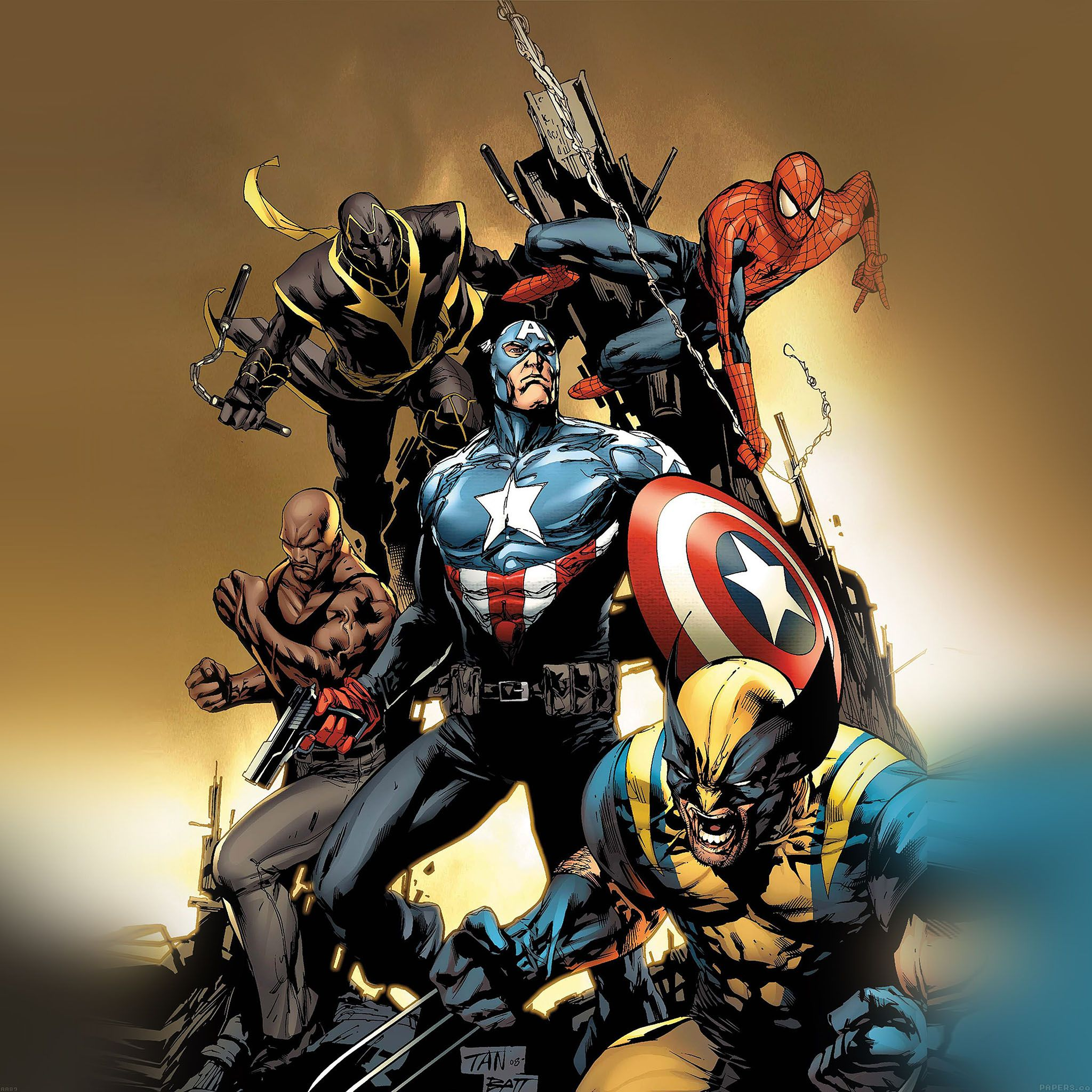 Avengers Android Wallpapers   Top Avengers Android 2048x2048