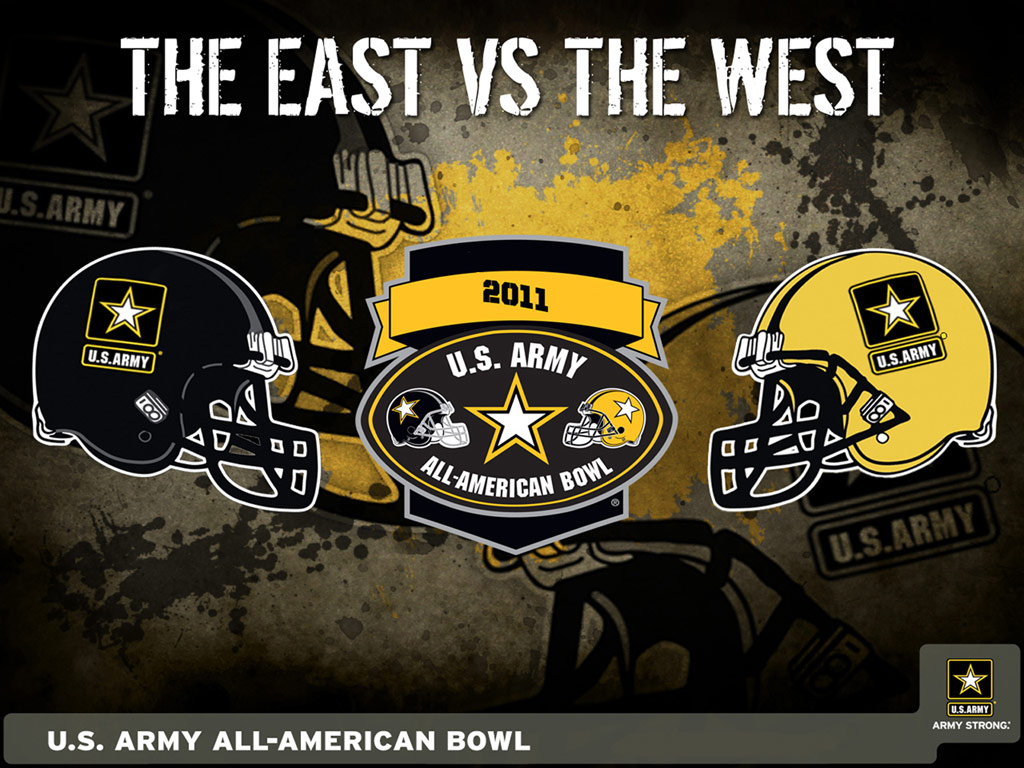 Us Army Infantry Wallpaper us army all american bowl 1024x768