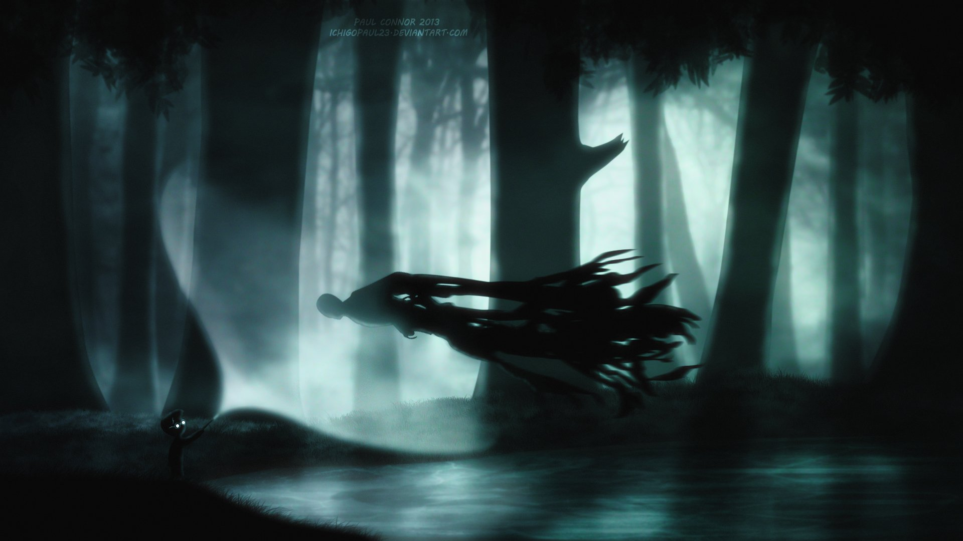 1 Dementor Harry Potter HD Wallpapers Background Images 1920x1080