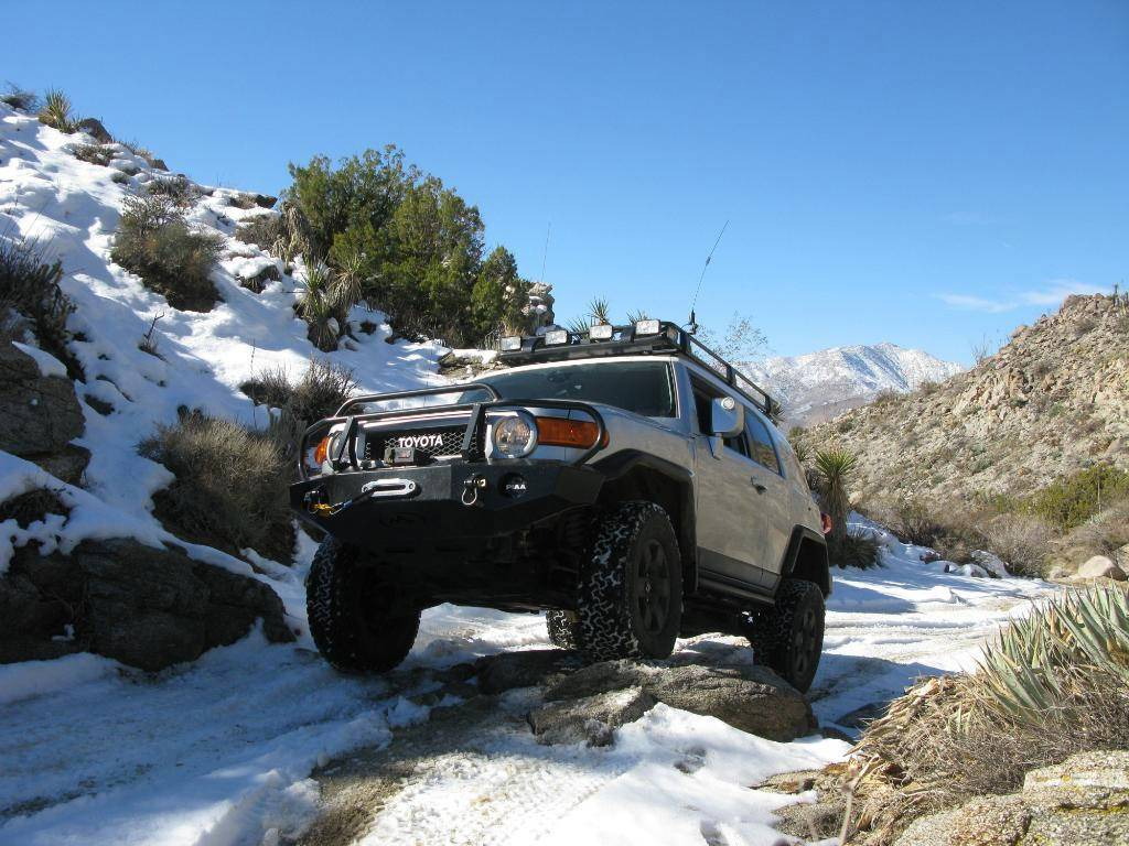 FJ Cruiser Off Road Wallpapers High Quality Wallpapers 1024x768
