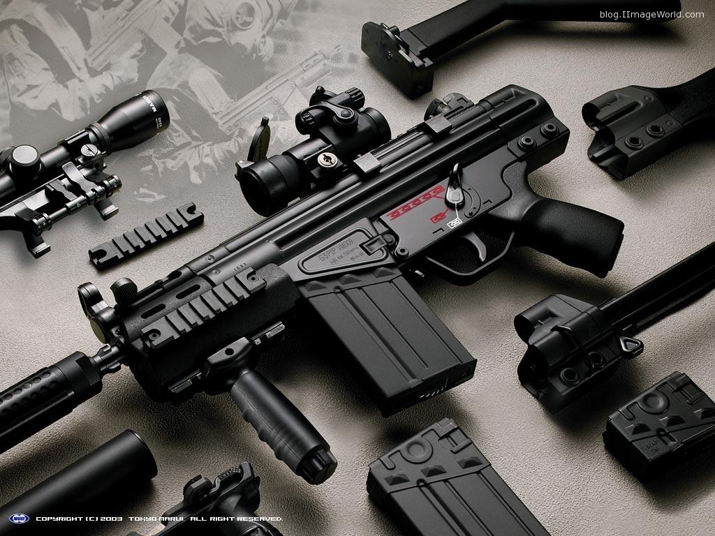 Guns amp Weapons Cool Guns Wallpapers 2 1024x768