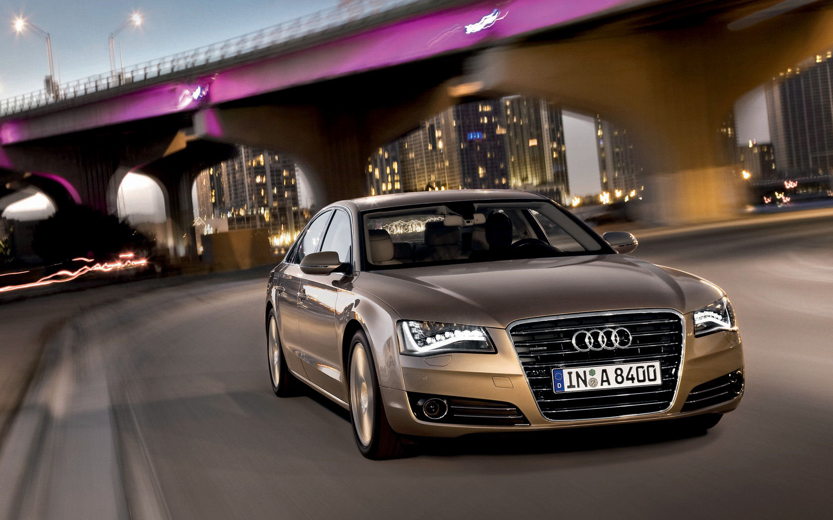 Audi A8 Wallpapers and Background Images   stmednet 1680x1050