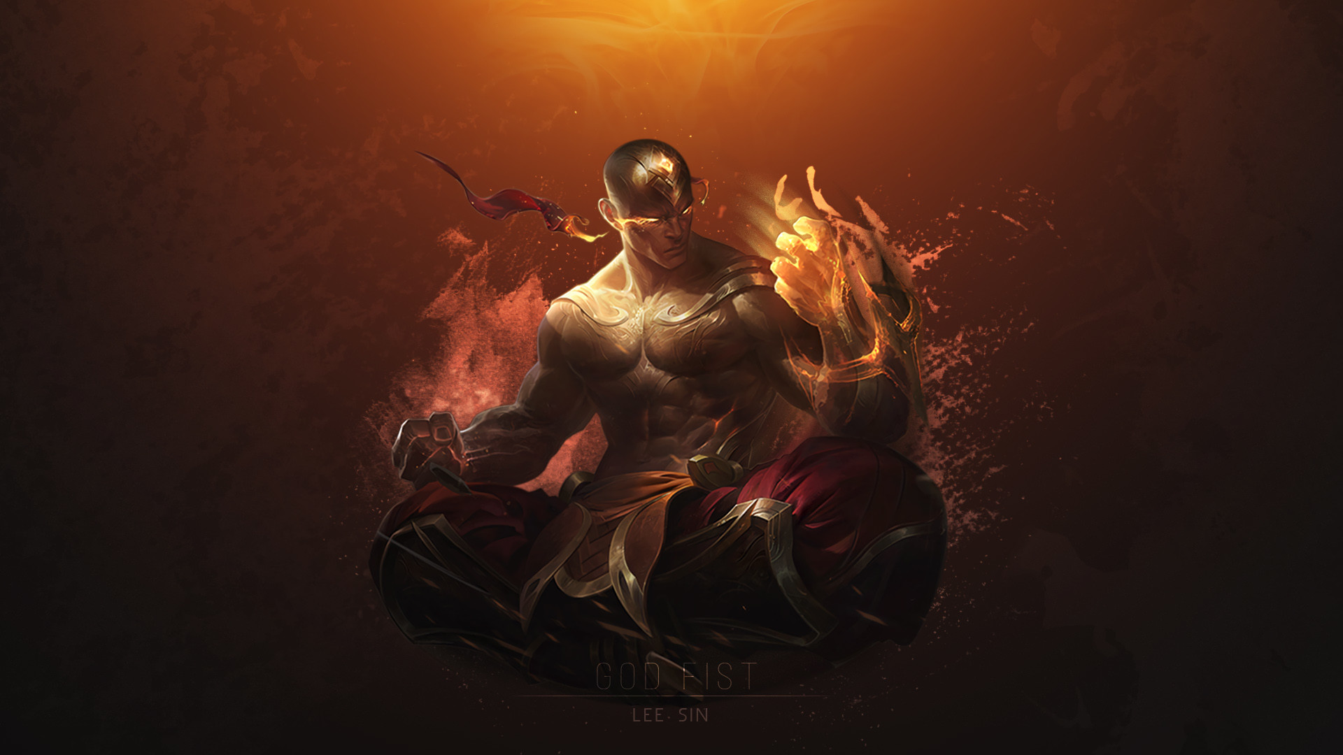 Lee Sin Wallpapers 83 images 1920x1080