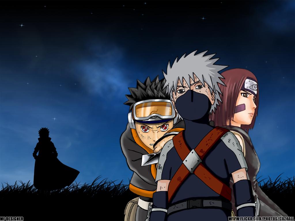 Naruto HD Wallpapers Naruto Network 1024x768