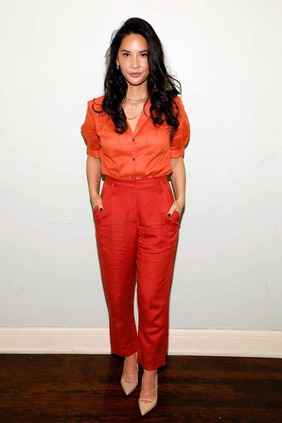 Olivia Munn at Forbes 30 Under 30 Summit in Detroit   Hollywood Stars 900x1350