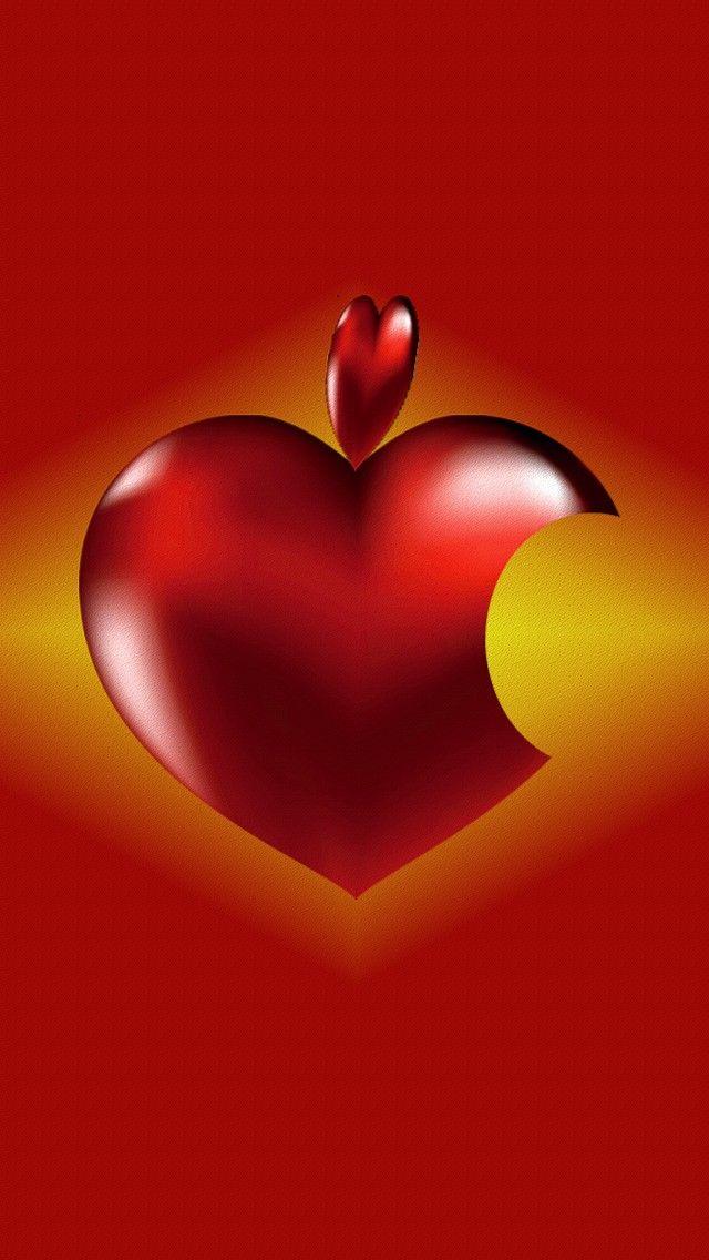 Download apple 1 640 x 1136 Wallpapers   4393378   apple logo 640x1136