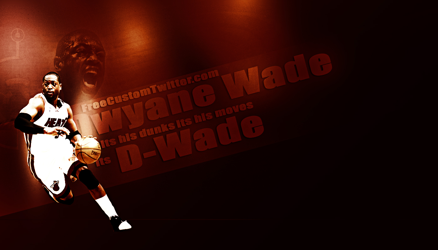 Dwyane Wade Wallpaper For Desktop 1400x800