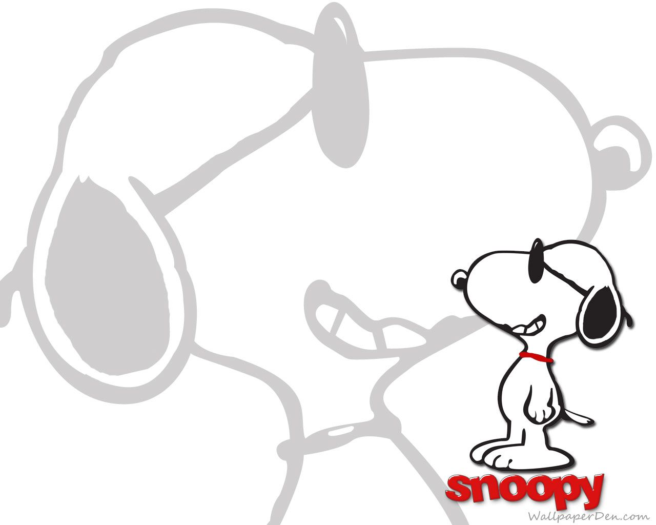 snoopy spring wallpaper   wwwwallpaper free downloadcom 1280x1024