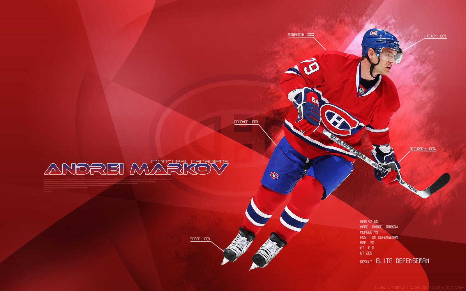 Carey price wallpapers montreal habs montreal hockey 9 html code - De J R Me Dufour Wallpaper Andrei Markov Montreal Canadiens