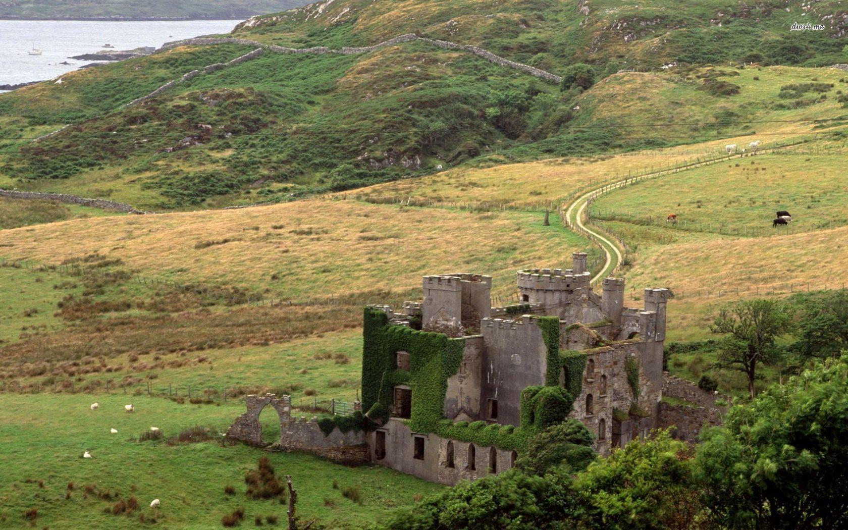 48] Ireland Desktop Wallpapers 1680x1050 on WallpaperSafari 1680x1050