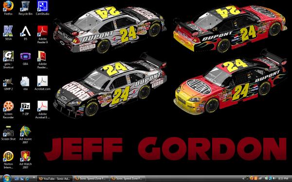 Jeff Gordon Wallpaper Jeff Gordon Desktop Background 600x375