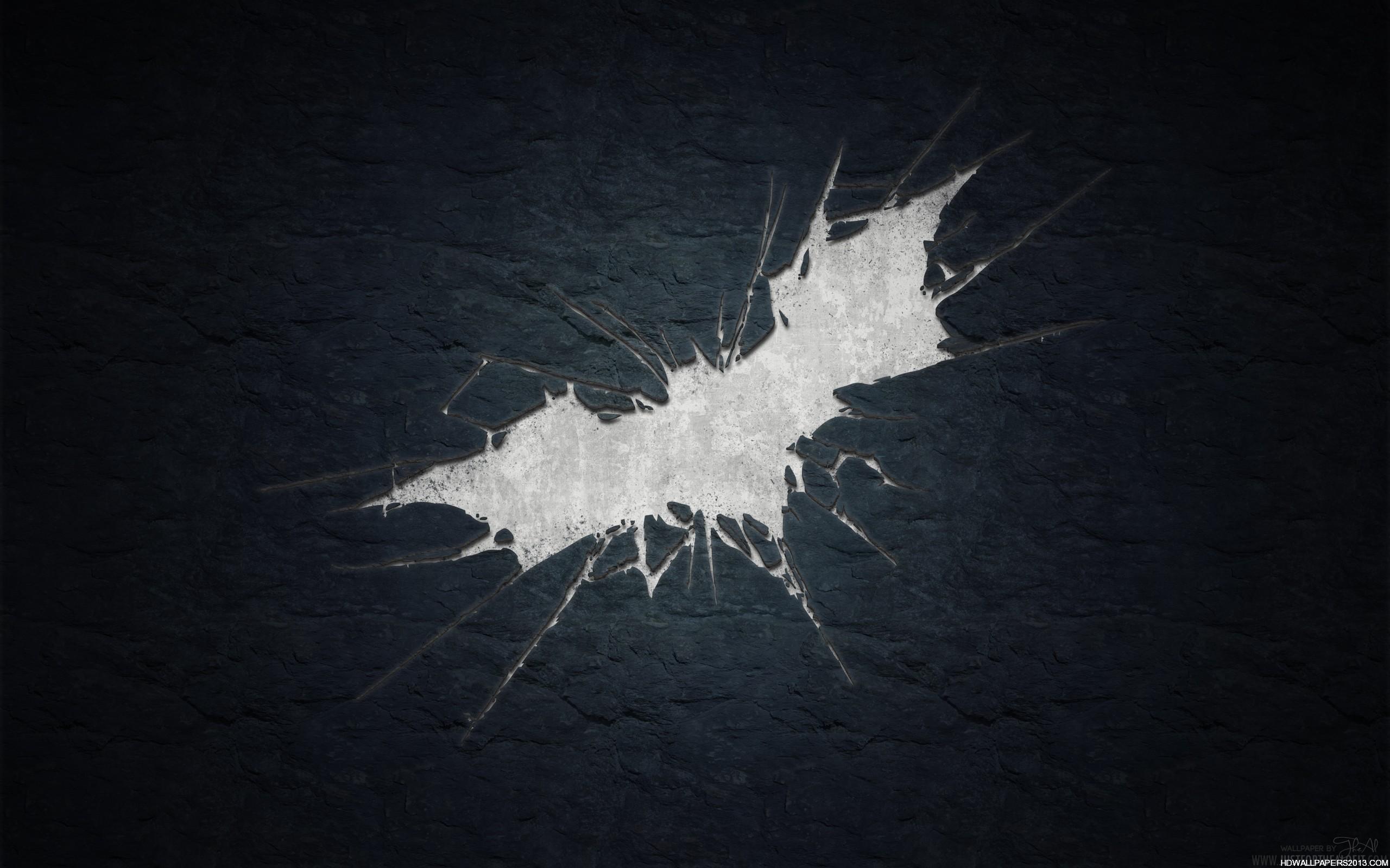 Batman Logo Wallpaper High Definition Wallpapers High 2560x1600