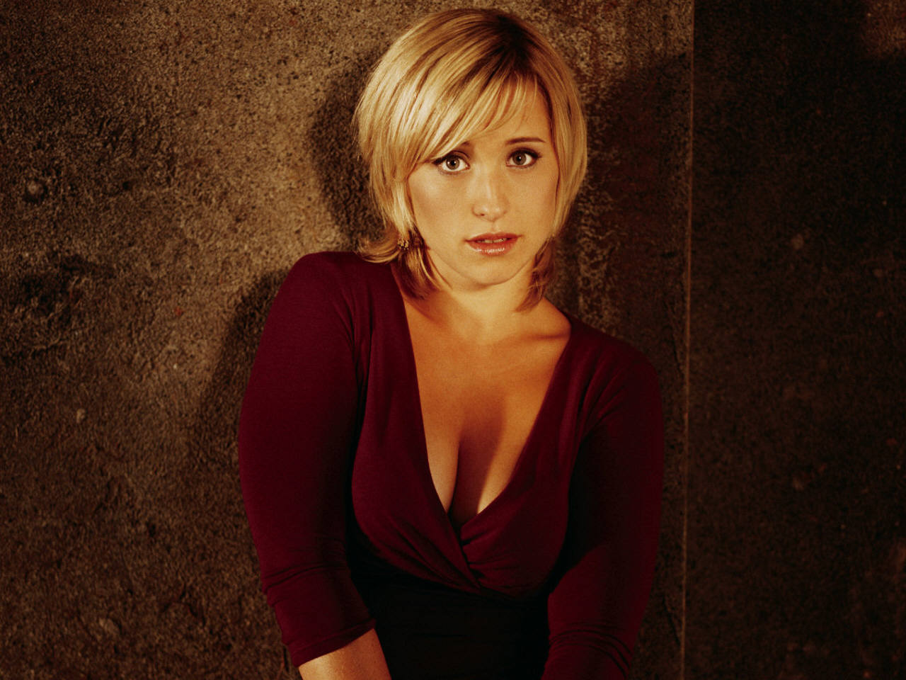 Celebrity Models Allison Mack Wallpapers 1280x960