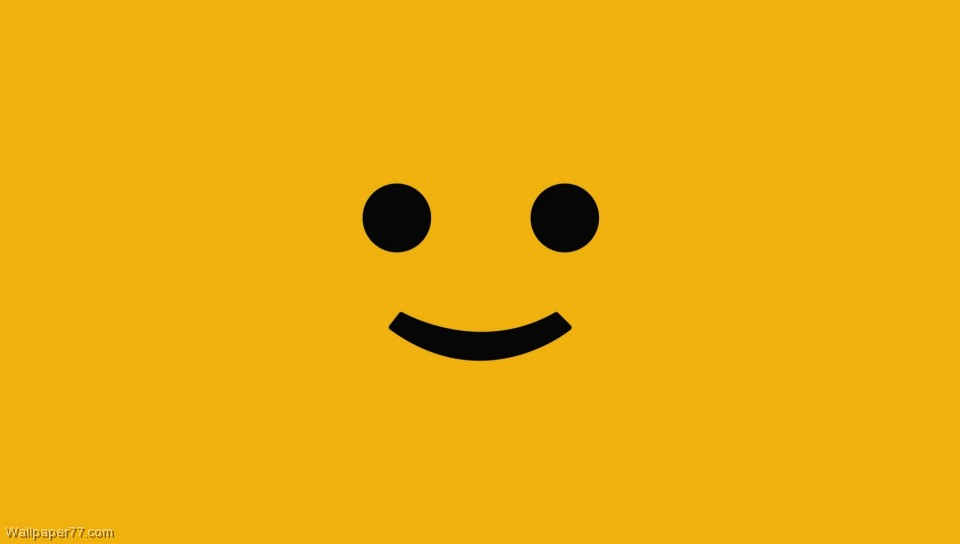 smiley face background cute fun wallpapers funny wallpapers 960x544 960x544