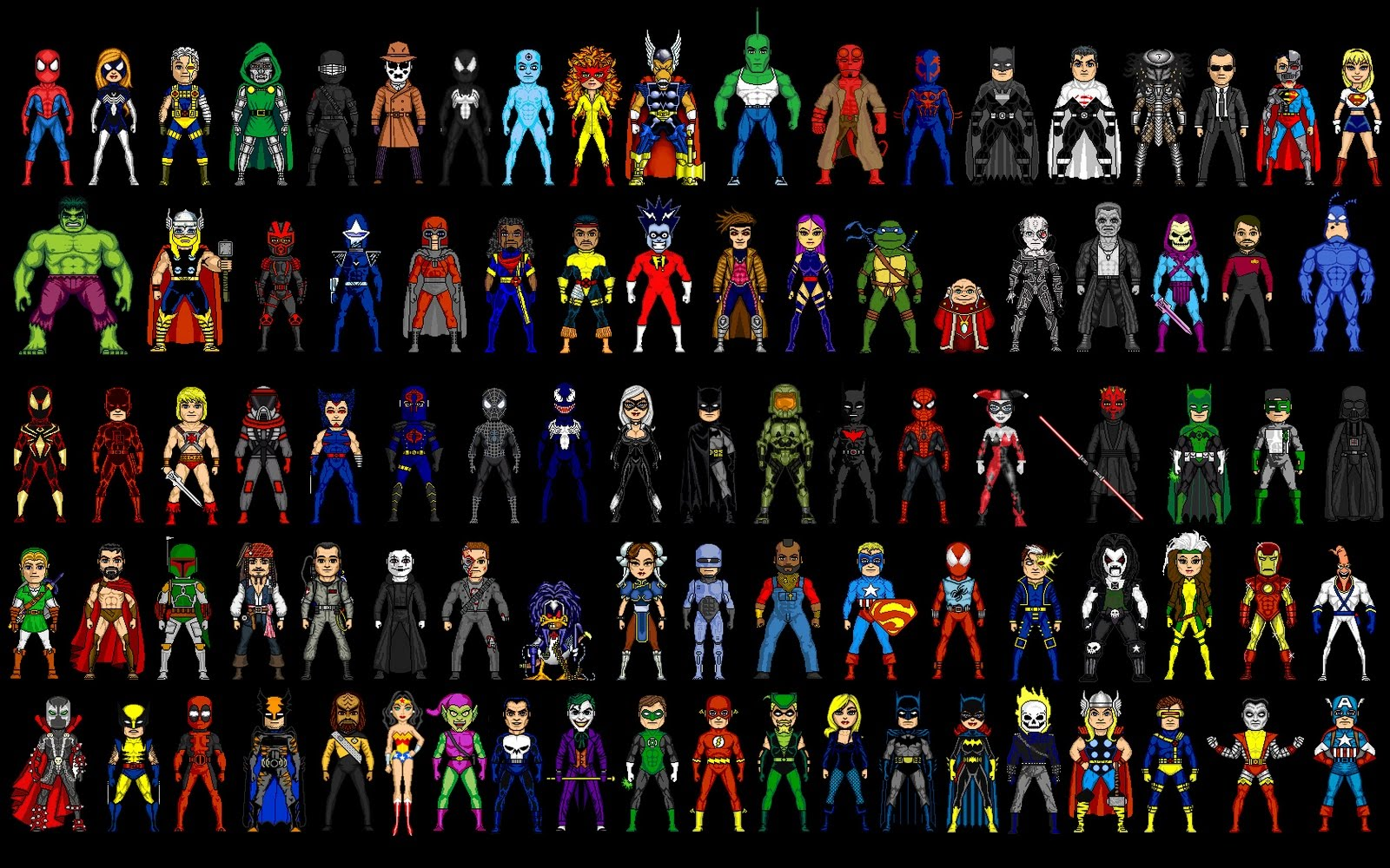Superheroes   Tamar20 Wallpaper 28180752   Page 7 1600x1000