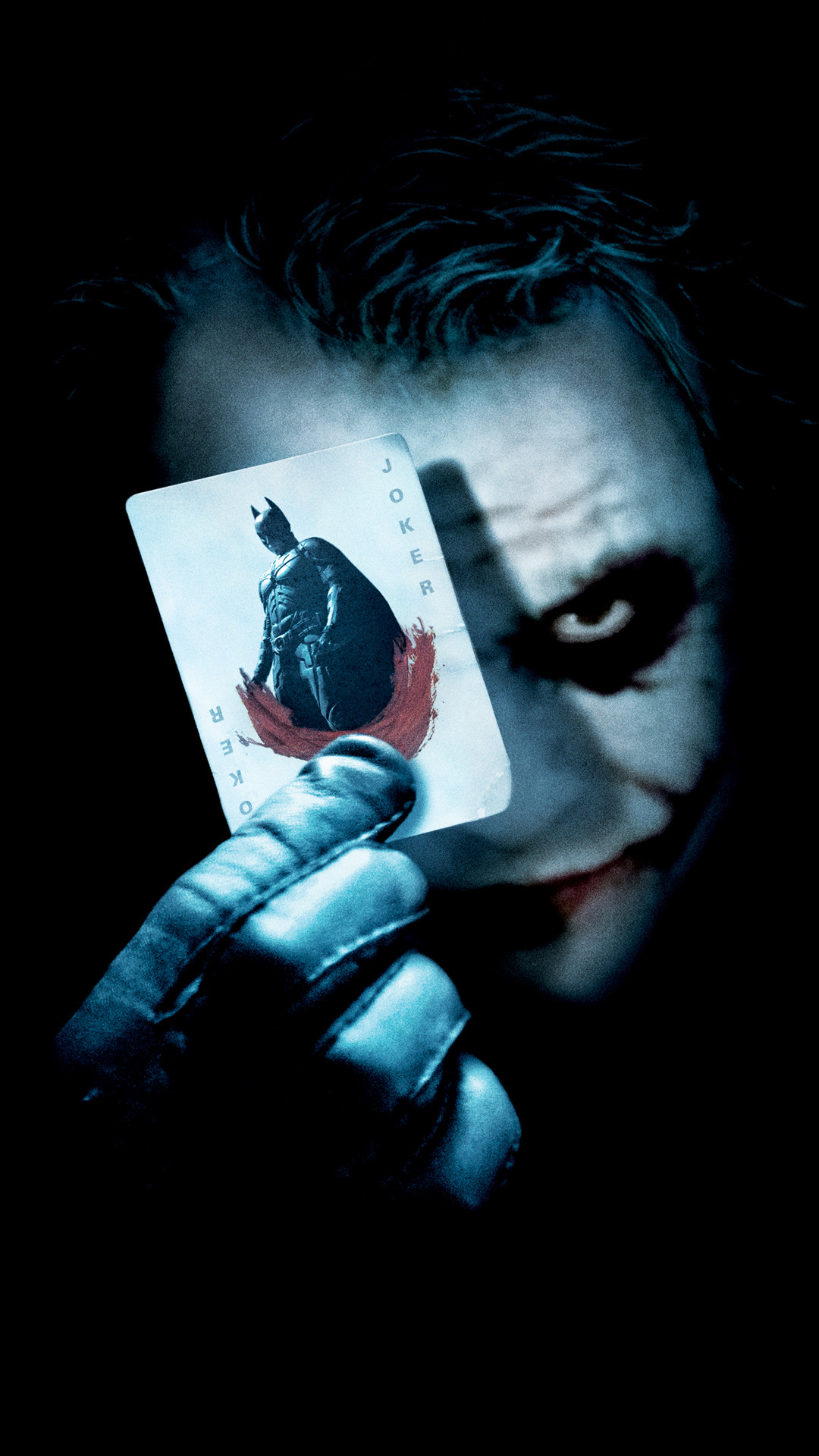 23 Awesome Hd Cool Joker Scary Wallpapers On Wallpapersafari