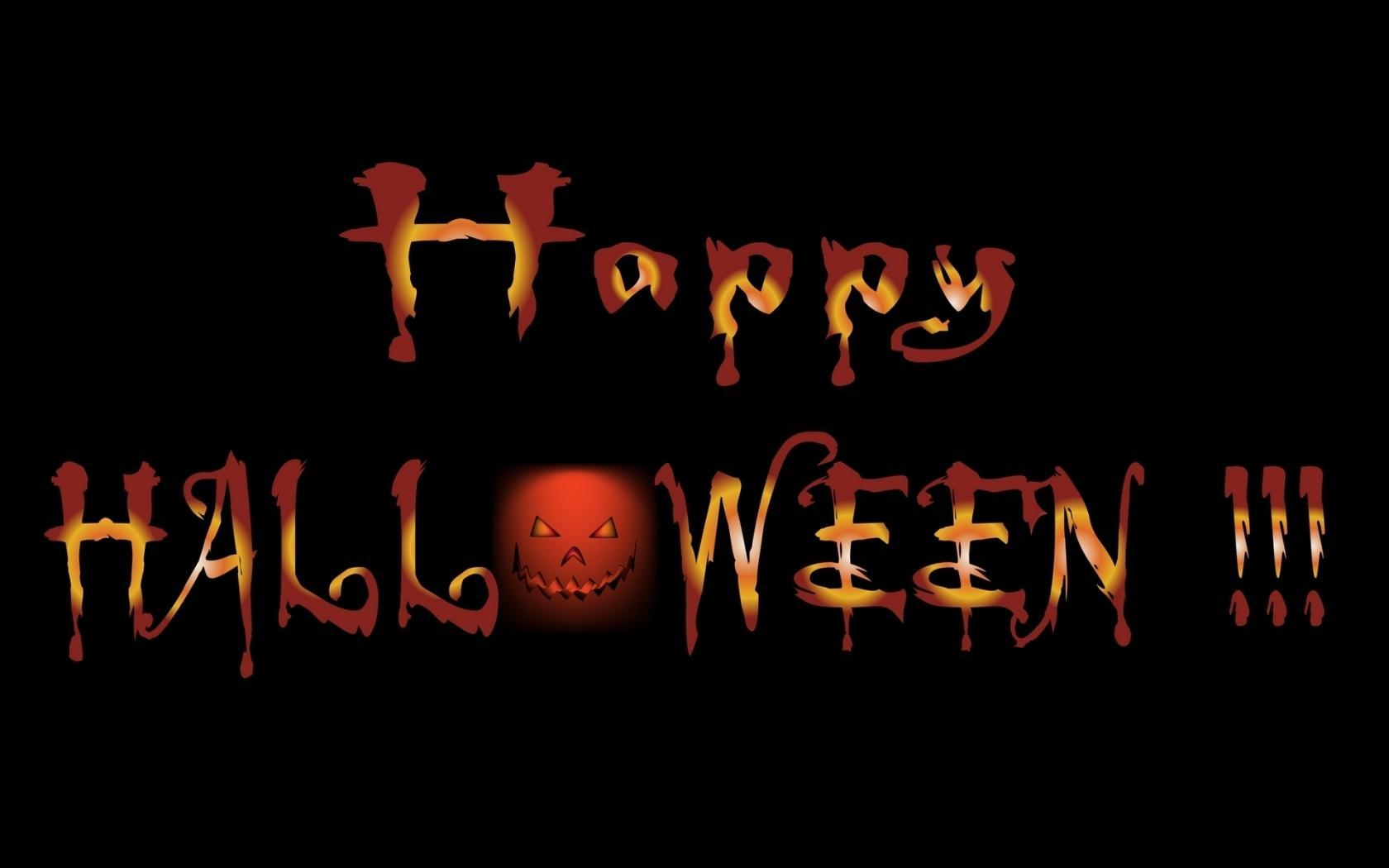 Happy Halloween Women and Words 1680x1050