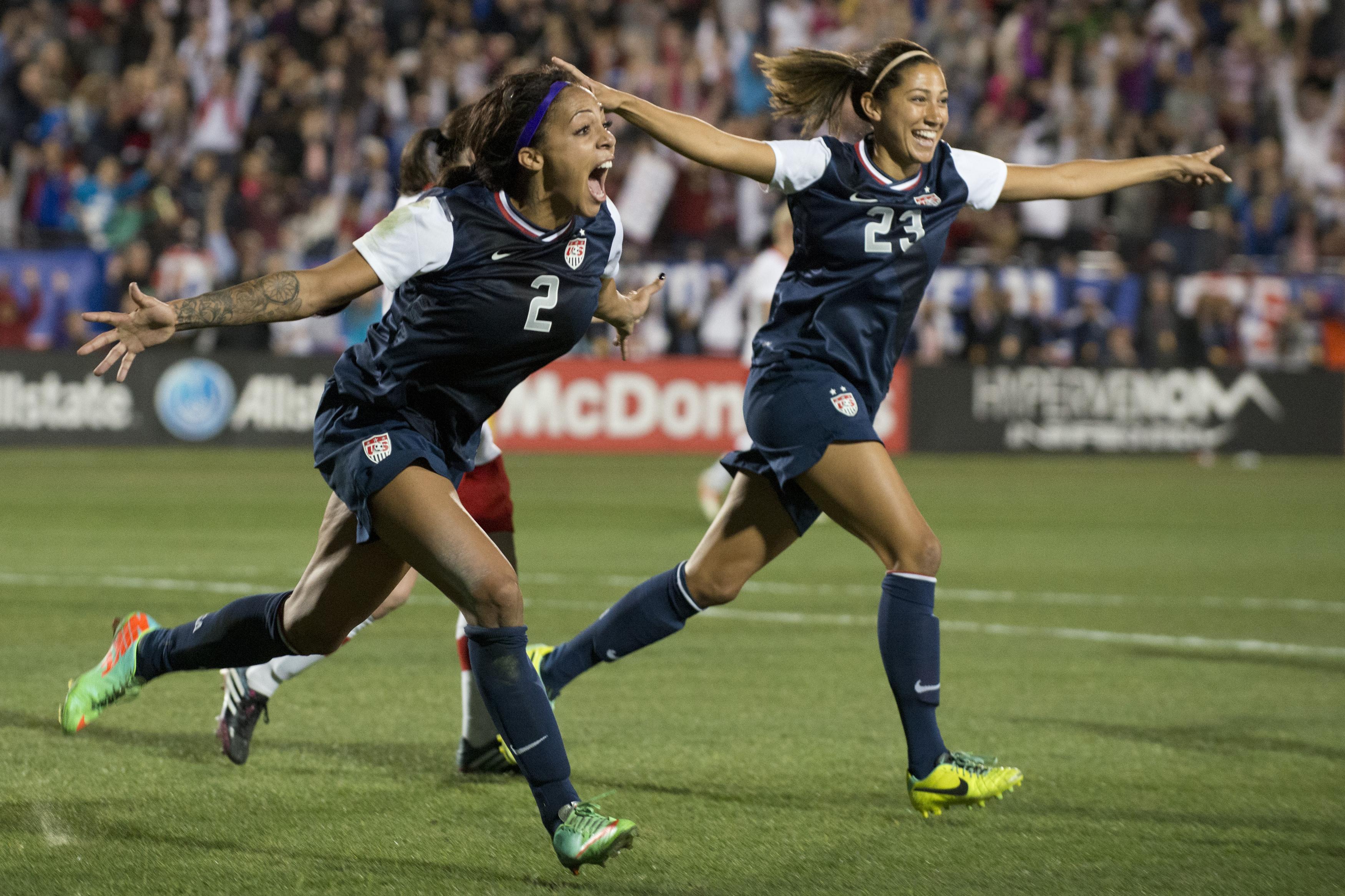 Usa Soccer Team 2014 Us womens national team 3500x2333