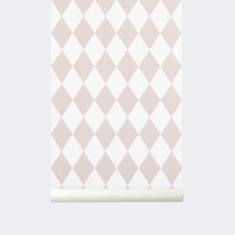 Harlequin Wallpaper 800x800
