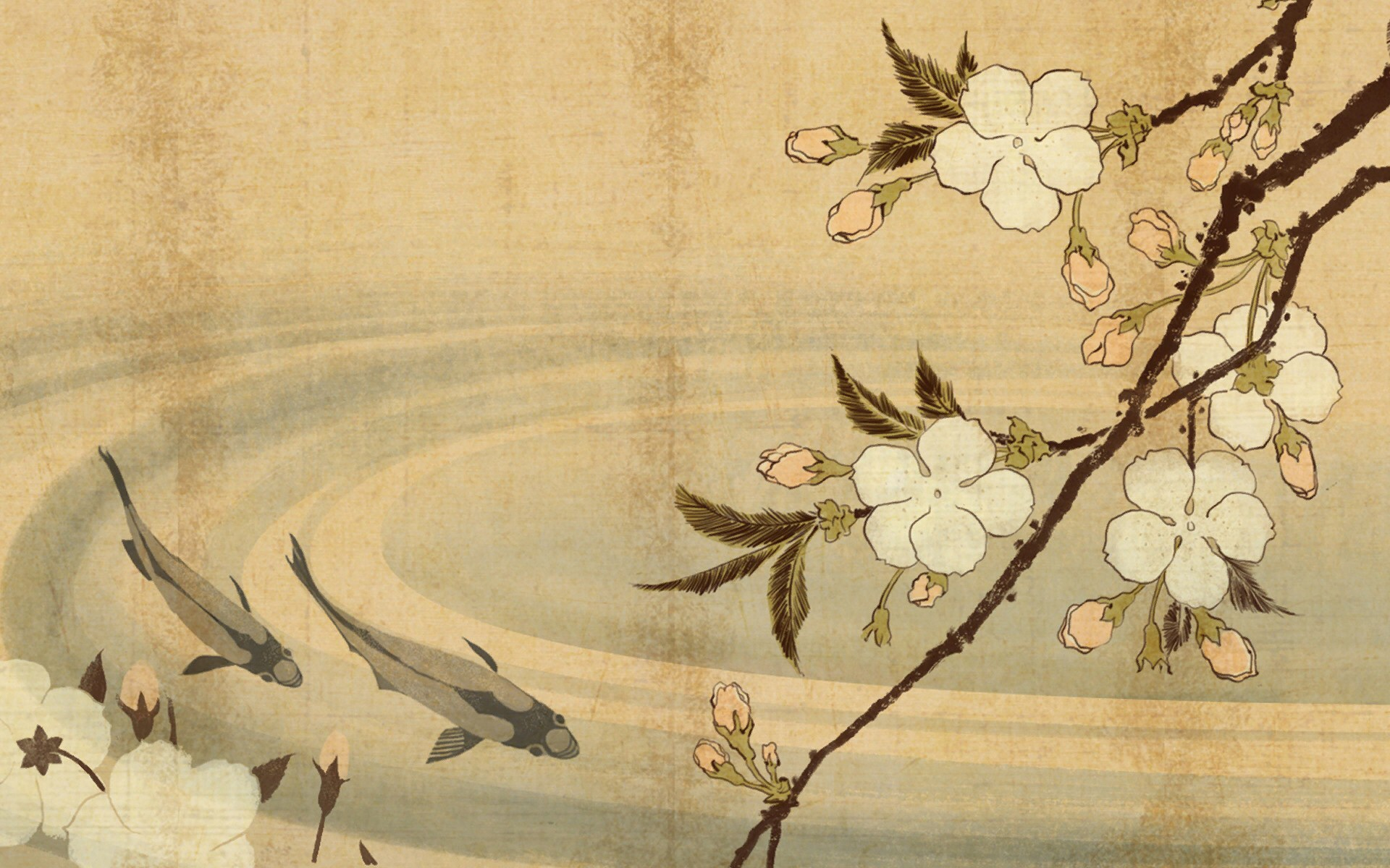Japanese Print wallpapers | Japanese Print stock photos