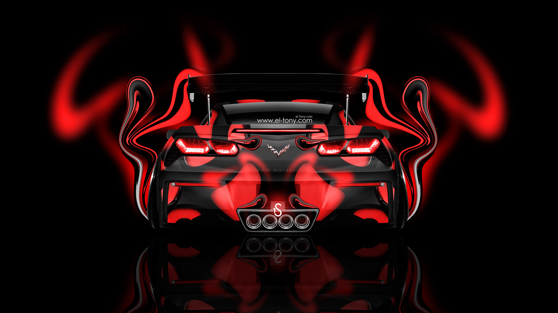 c7 corvette desktop backgrounds